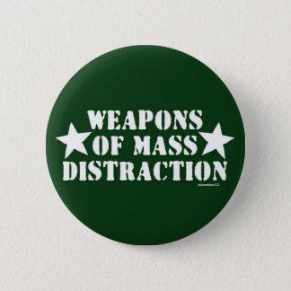 Waffen der Massenablenkung Runder Button 5,1 Cm