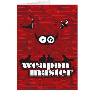Waffen-Meister Karte