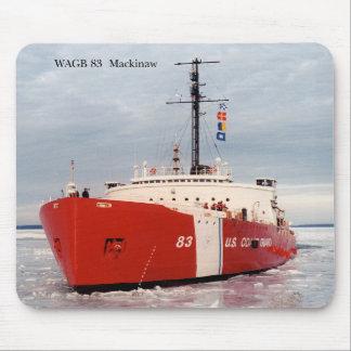WAGB Mackinaw Rot mousepad