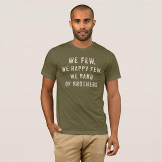WAGEMUT Reihe - Band der Brüder RAU T-Shirt