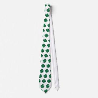 WagsToWishes_Super Kleeblatt-St Patrick Tag Personalisierte Krawatten