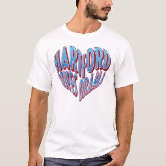 Wahl 2012 Hartford-Lieben Obama Barack Obama T-Shirt