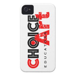 Wahl-Kunst Erzieher Case-Mate iPhone 4 Hülle
