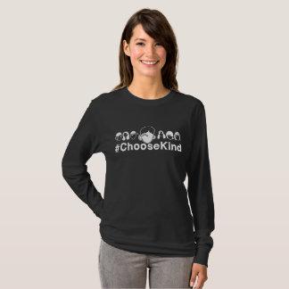 Wählen Sie die Güte-Shirt-Antieinschüchterung T-Shirt