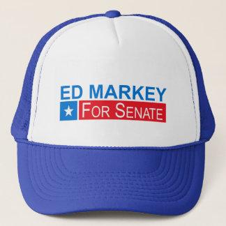 Wählen Sie Ed Markey Truckerkappe