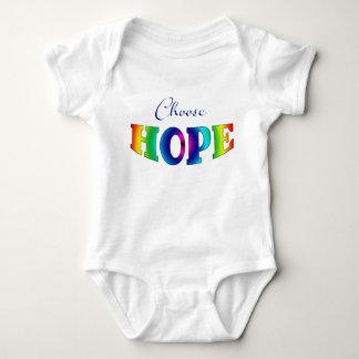 Wählen Sie HOFFNUNG Baby Onsie Baby Strampler