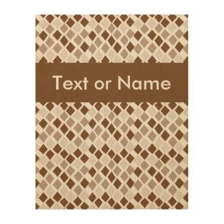 Wählen Sie jedes mögliches Holzdruck
