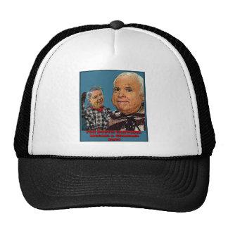 Wählen Sie McCain u. Graham - fast 2 für den Preis Netzmütze