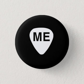Wählen Sie mich aus Runder Button 3,2 Cm