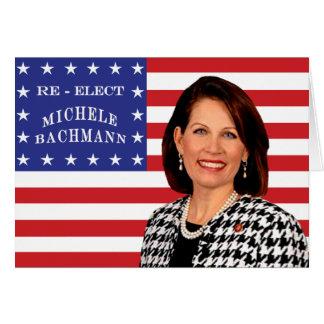 Wählen Sie Michele Bachmann wieder Karte