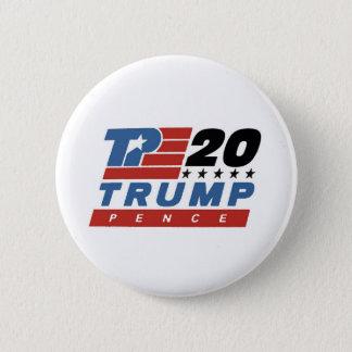 Wählen Sie Trumpf-Pennys 2020 wieder Runder Button 5,1 Cm