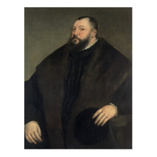 Wähler Johann Freidrich ven Sachsen, 1550-51 Postkarte