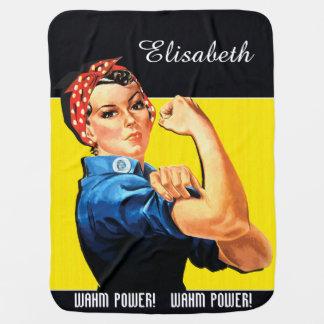 WAHM Power! - Arbeits-zu Hause Mamma Kinderwagendecke