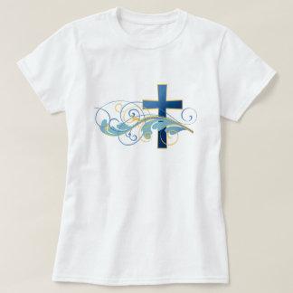 Wahre Christen verbreiteten sein Wort wie der Wind T-Shirt
