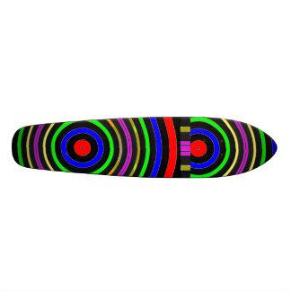 WAHRE Farbe: Kreisenergie-Wellen Individuelle Decks