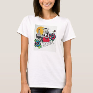 Wahre Liebe whippets T-Shirt