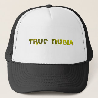 Wahrer Nubia Gang u. Waren Truckerkappe