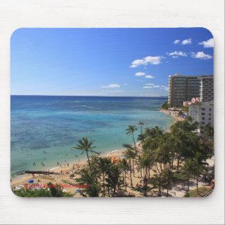 Waikiki Strand Hawaii Mauspads