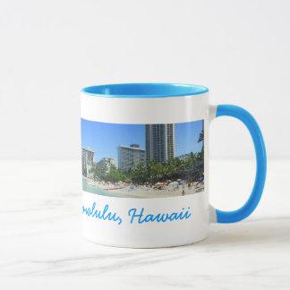 Waikiki Strand Tasse
