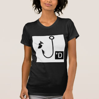 Wakeboarding hakte t shirts