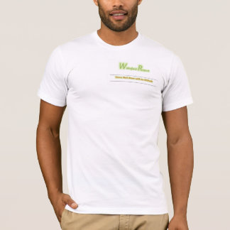 Wakefield Berichts-Bedarf zu wissen T-Shirt