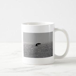 Wal-Aufpassen - südlicher Glattwaldruck Kaffeetasse