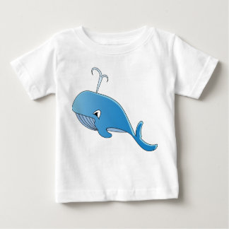 Wal - Baby-feiner Jersey-T - Shirt
