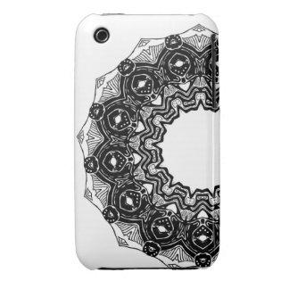 Wal-Gesicht - iPhone 3 schützender Fall iPhone 3 Hülle