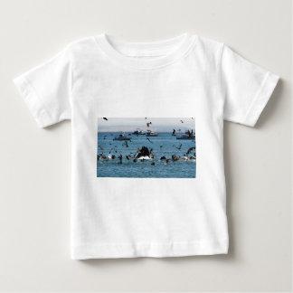 Wal im Pazifik Baby T-shirt