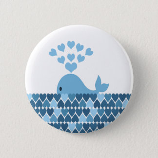 Wal-Liebe Runder Button 5,7 Cm