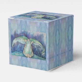 Wal-Schwanz-Bevorzugungskasten Geschenkschachtel