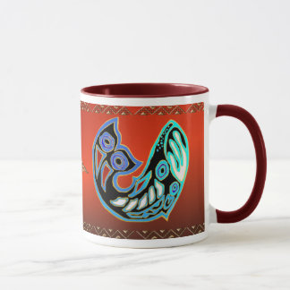 Wal-Symbol-Tasse Tasse
