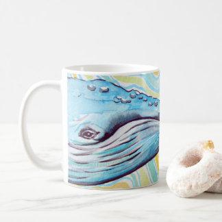 Wal-Traum Kaffeetasse