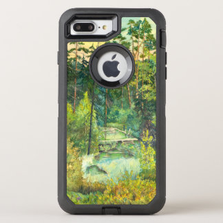 Wald OtterBox Defender iPhone 8 Plus/7 Plus Hülle