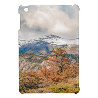 Wald und Snowy-Berge, Patagonia, Argentinien iPad Mini Hülle