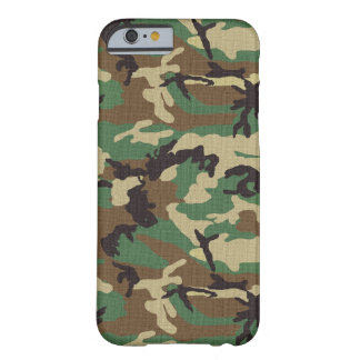 Waldarmee-Camouflage iPhone 6 kaum dort Fall Barely There iPhone 6 Hülle