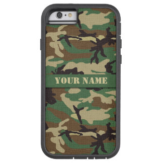 Waldarmee-Camouflage iPhone 6 Xtreme starker Fall Tough Xtreme iPhone 6 Hülle