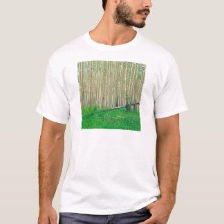 Waldaspen-Waldungs-Unabhängigkeits-Durchlauf T-Shirt