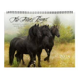 WaldBoyz Kalender 2018