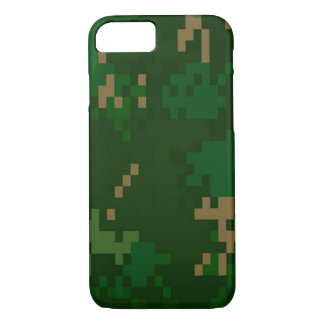 WaldCamouflage iPhone 8/7 Hülle
