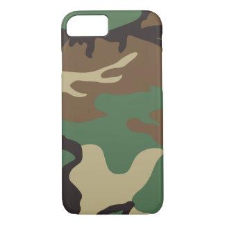 WaldCamouflage-Tarnung iPhone 7 Fall iPhone 8/7 Hülle