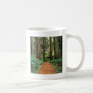 WaldGrasland-Rotholz-Park Kaffeetasse