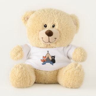 Waldland angefüllter Bär, Baby Teddybär