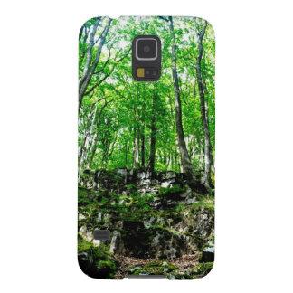 Waldspuren, die in Tal Wales Neath gehen Samsung Galaxy S5 Cover