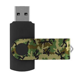 Waldtarnung USB Stick