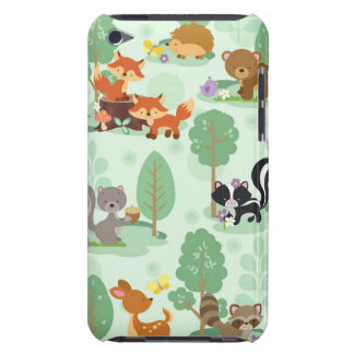 Waldtieripod-Touch-Fall iPod Touch Case
