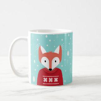 Waldweihnachten Kaffeetasse