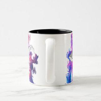 Wale Zweifarbige Tasse