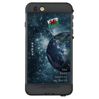 Wales aus dieser Welt heraus LifeProof NÜÜD iPhone 6s Plus Hülle