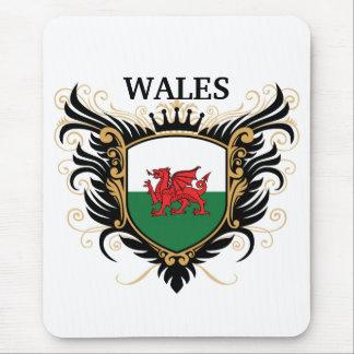 Wales [personifizieren Sie] Mousepad
